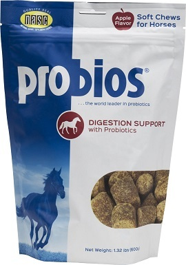 cProbios Equine Probiotic Soft Chew Digestive Horse Supplement