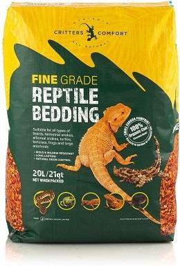 Critters Comfort Coconut Reptile Bedding