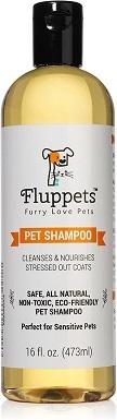 Fluppets Certified Organic Pet Shampoo