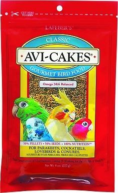 Lafeber Classic Avi-Cakes Bird Food