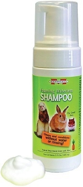 Marshall Foaming Waterless Shampoo