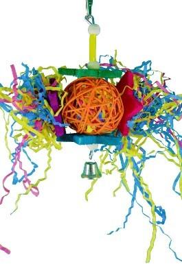 Bonka Bird Toys Foraging Star Bird Toy