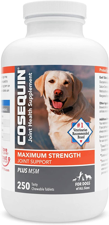 Cosequin Maximum Strength Joint Supplement Plus