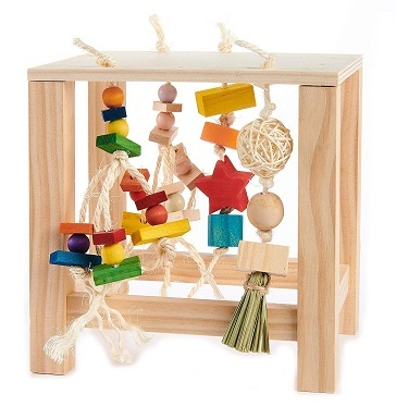 Oxbow Play Table Small Animal Toy