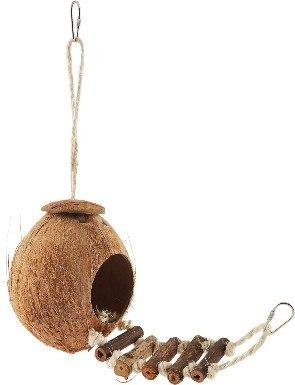 Prevue Pet Coco Hideaway Bird Toy
