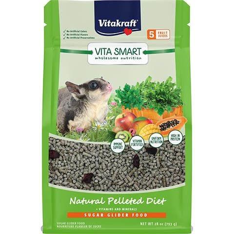 Vitakraft VitaSmart Pelleted Sugar Glider Food