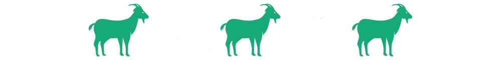 goat divider