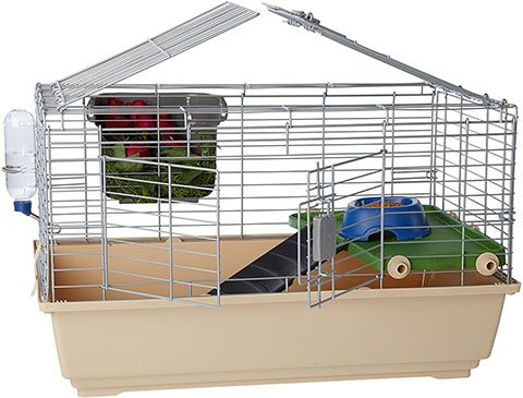 AmazonBasics Small Animal Cage
