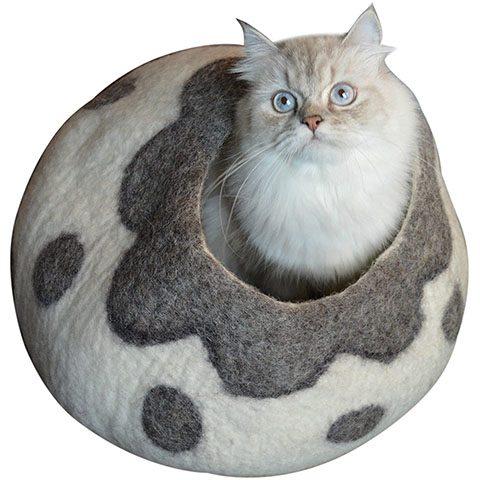 Earthtone Solutions Pod Cat Bed
