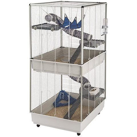 Ferplast Tower Two-Story Ferret Cage