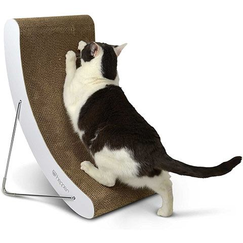 Hepper Hi-lo Cat Scratcher