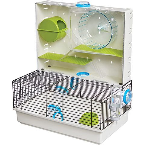 Midwest Critterville Arcade Mouse Cage
