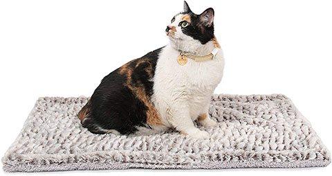 Mora Pets Self Heating Cat Bed
