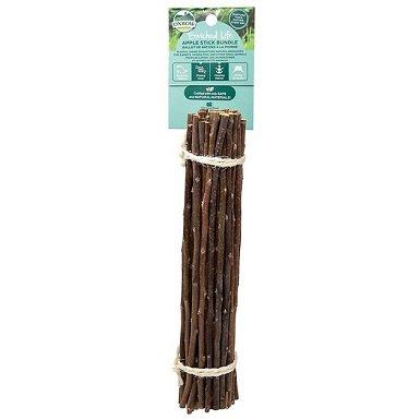 Oxbow Apple Stick Bundle Small Animal Chew Toy chewy