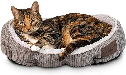 Pet Craft Simple Sleeper Self Warming Cat Bed