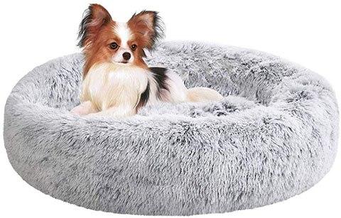 SAVFOX Self Warming Cat Bed