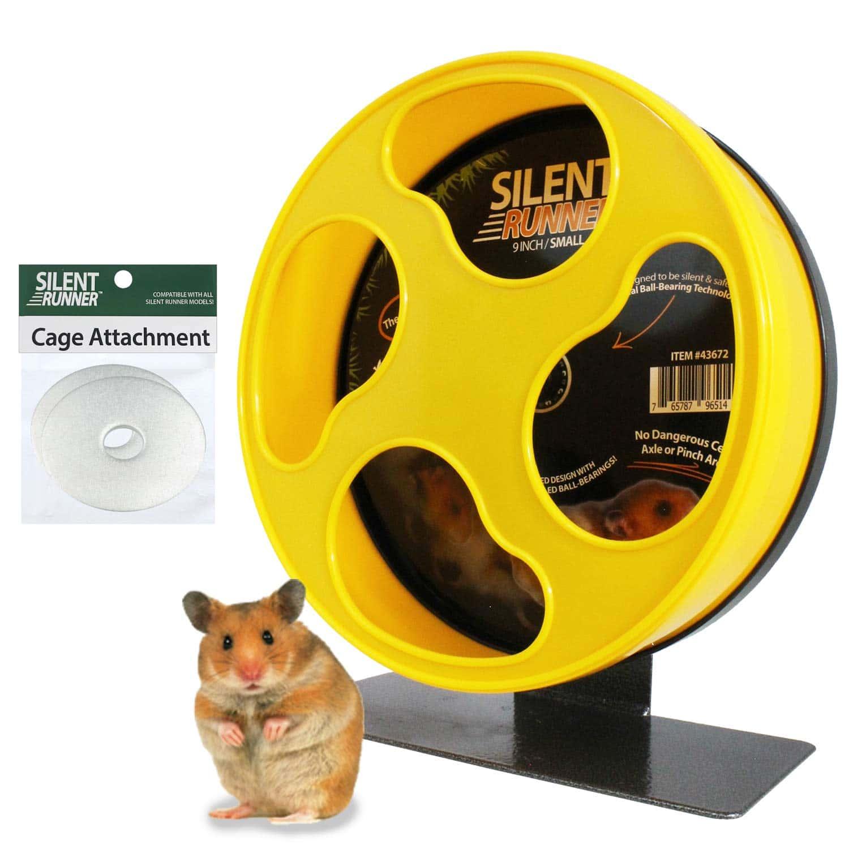 Silent Runner Exercise Wheel