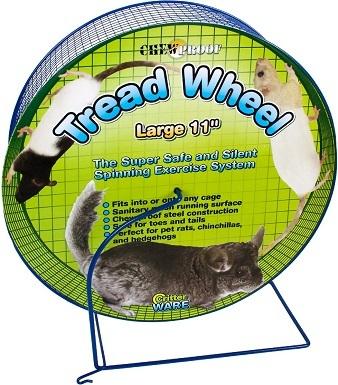 Ware Tread Wheel Small Animal Toy