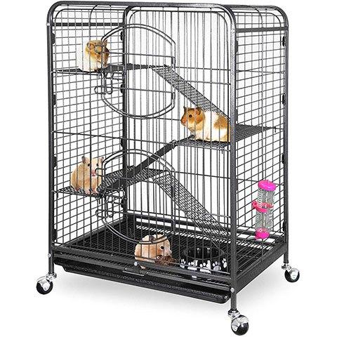 ZENY Rat Cage
