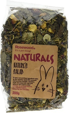 10Rosewood Pet 1 Pouch Nature'S Salad