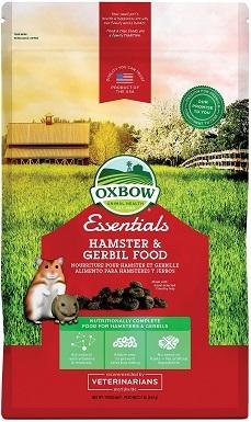 5Oxbow Essentials Healthy Handfuls Gerbil & Hamster Food