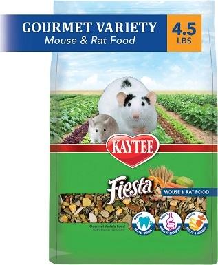 7Kaytee Fiesta Gourmet Variety Diet Mouse & Rat Food