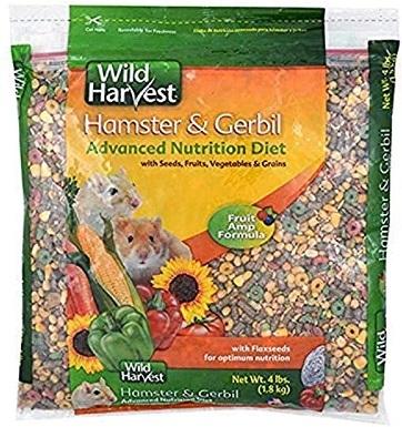 9Wild Harvest
