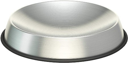Dr. Catsby Stainless Cat Bowl