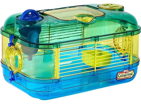 Kaytee CritterTrail Carry & Go Small Animal Travel Habitat
