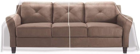 LAMINET Deluxe Couch Cover