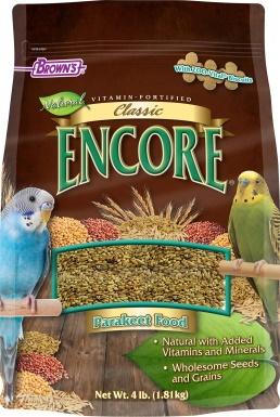 browns encore bird food