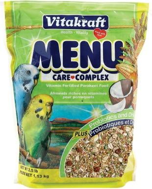 vitakraft bird food