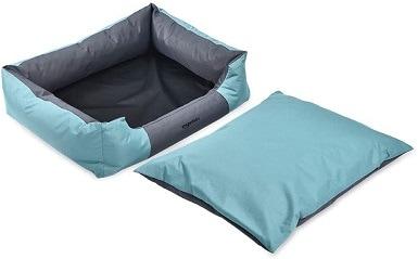 Amazon Basics Water-Resistant Pet Bed