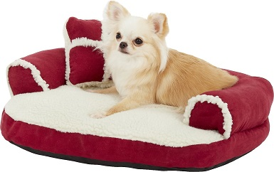 Aspen Pet Bolster Dog Bed