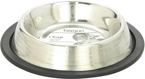 Bergan Stainless Steel Cat Water Bowl