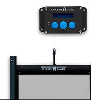 ChickenGuard Premium ECO Automatic Chicken Coop Door_Amazon