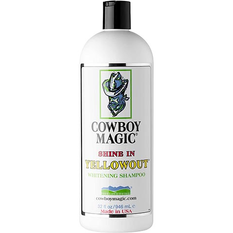 Cowboy Magic Shine Whitening Shampoo