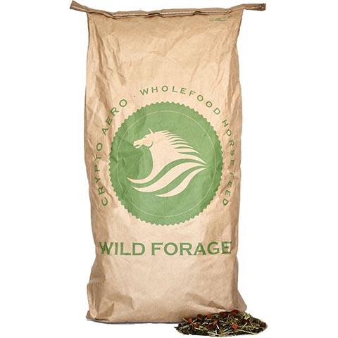 Crypto Aero Wild Forage Soy-Free, Molasses-Free Farm Animal & Horse Feed