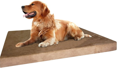 Dogbed4less Memory Foam Dog Bed_Amazon