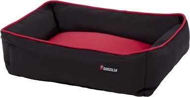 Dogzilla Rectangular Outdoor Cat Bed
