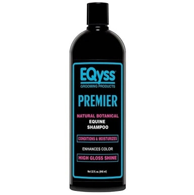EQyss Grooming Products Natural Botanical Color Intensifying Horse Shampoo