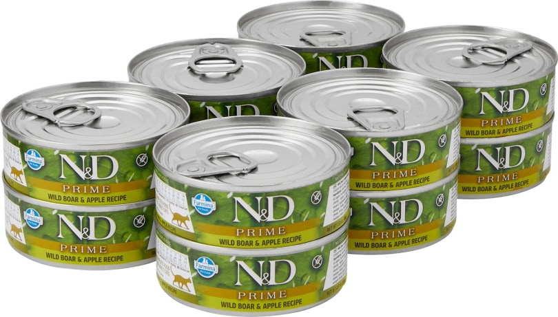 Farmina Natural Canned Cat Food_Chewy