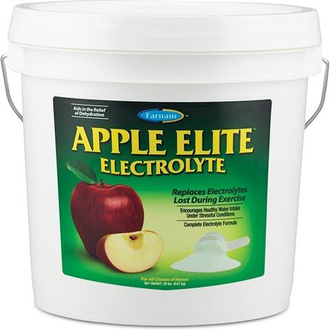 Farnam Apple Elite Electrolyte Powder Apple Flavor Horse Supplement
