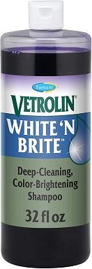 Farnam Vetrolin White N' Brite Horse Shampoo