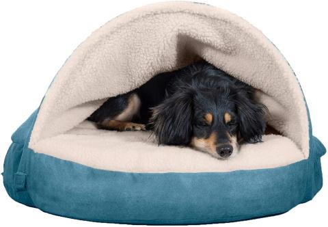 Furhaven dog bed_Amazon