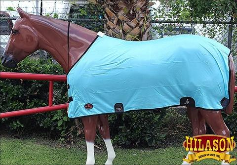HILASON UV Protect Mesh Bug Horse Fly Sheet