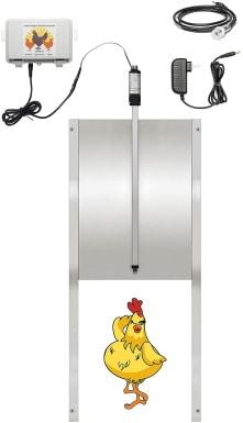 Happy Henhouse Automatic Chicken Coop Door_Amazon