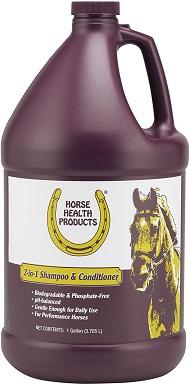 Horse Health 2-in-1 Shampoo