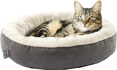 Love's cabin Round Donut Cat Bed