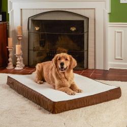 Oscar Orthopedic dog bed_Happy Hounds_Amazon